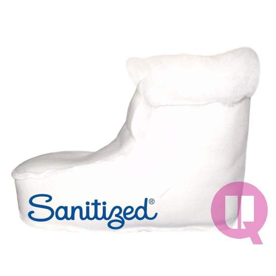 Kiowa SANITIZED WHITE antinoise Schuhgröße 36-39