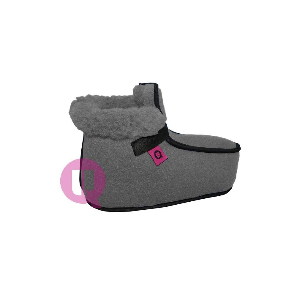 Kiowa Zapato antiescara SANITIZED GRIS talla 36-39
