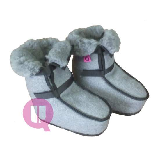 Botines antiescaras SANITIZED GRIS tallas 44-47 - Botines antiescaras SANITIZED GRIS tallas 44-47