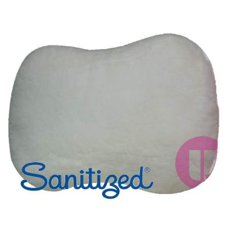 Antiescaras SANITIZED genou BLANC