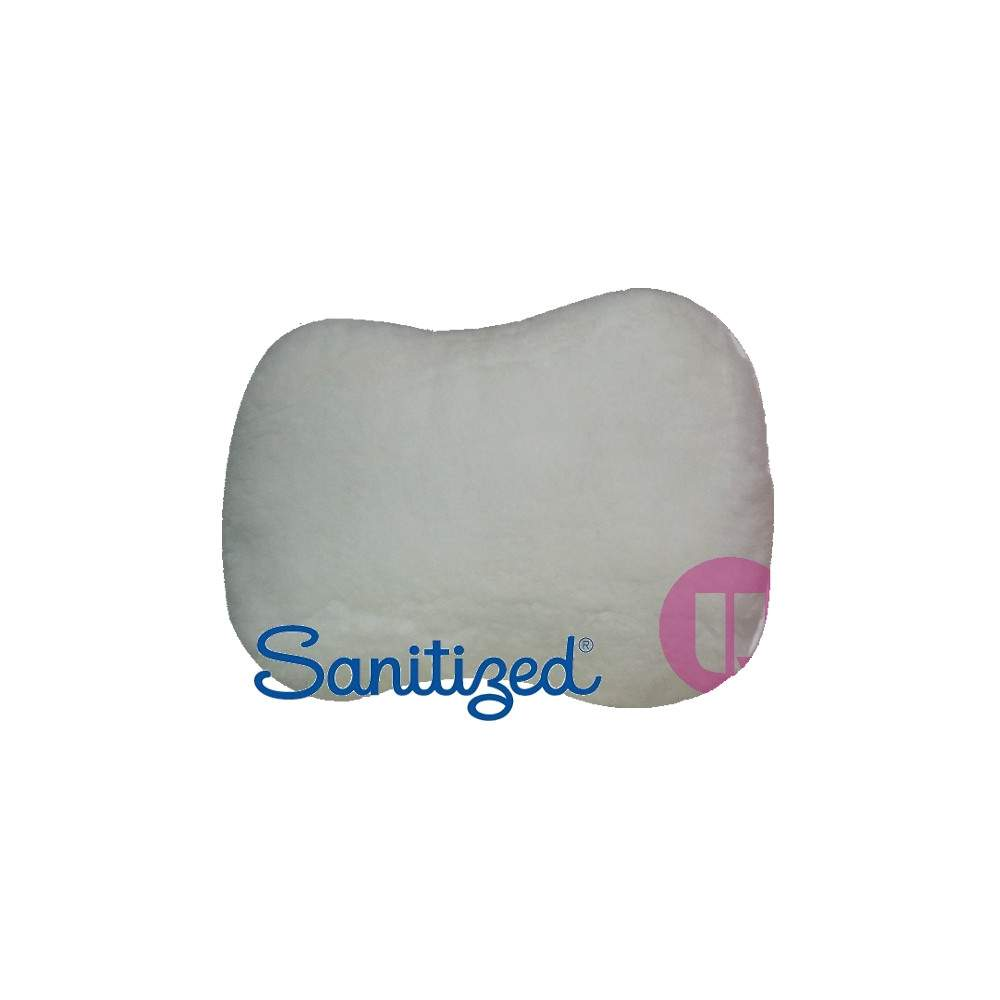 PADDED WHITE knee antiescaras - PADDED WHITE knee antiescaras