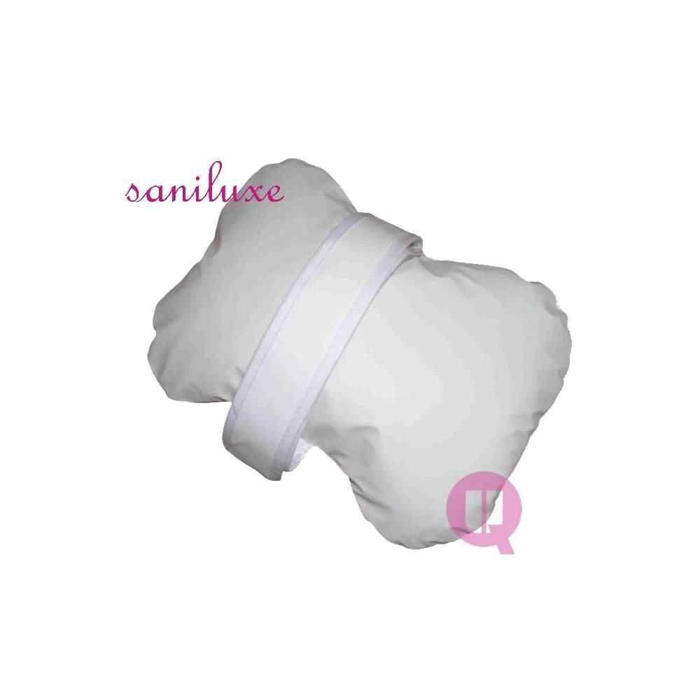 Decubitus cushion for knees