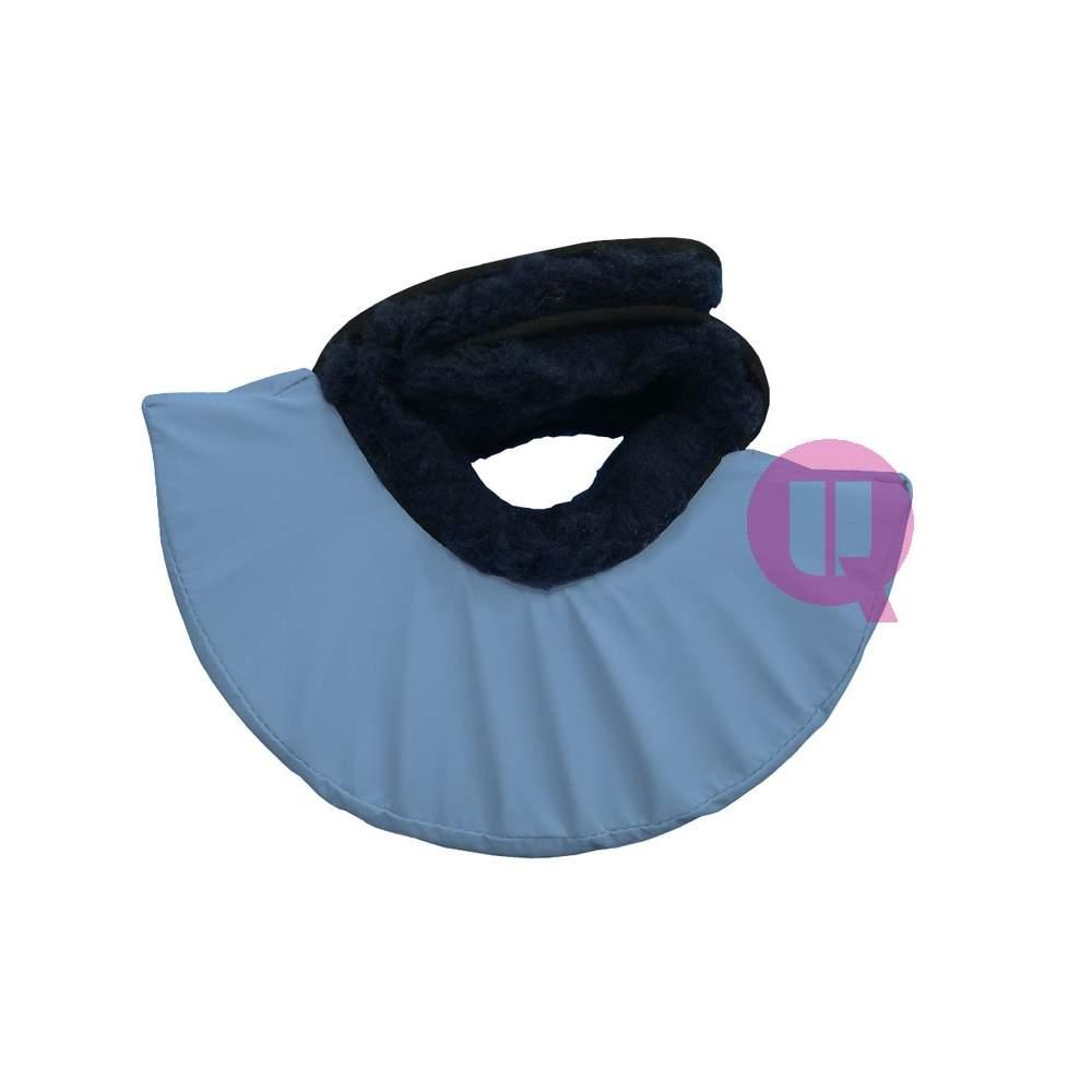 Antiescaras colore tacco semicilindrico impermeabile - Antiescaras colore tacco semicilindrico impermeabile