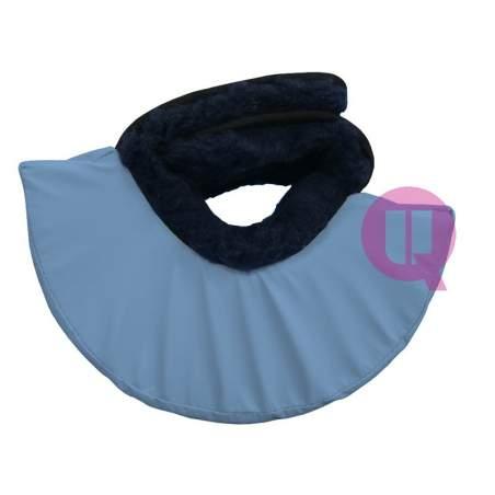 Antiescaras semicylindrical heel color waterproof