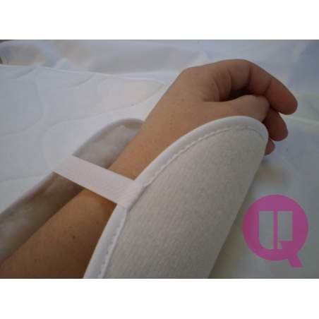 WHITE SANITIZED de Elbow
