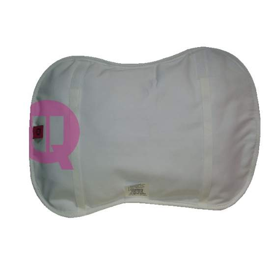 Elbow antescaras PADDED BRANCO