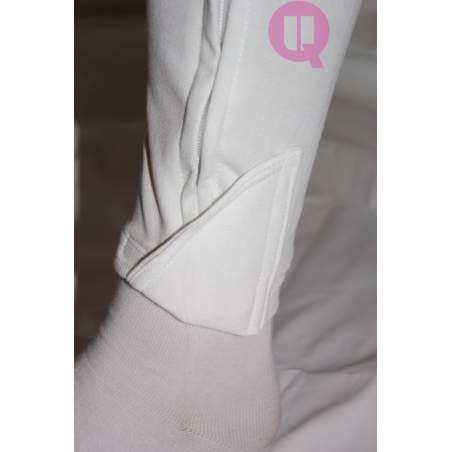 Pigiama antipañal Long / Short manica bianca Taglie S - M - L - XL - XXL