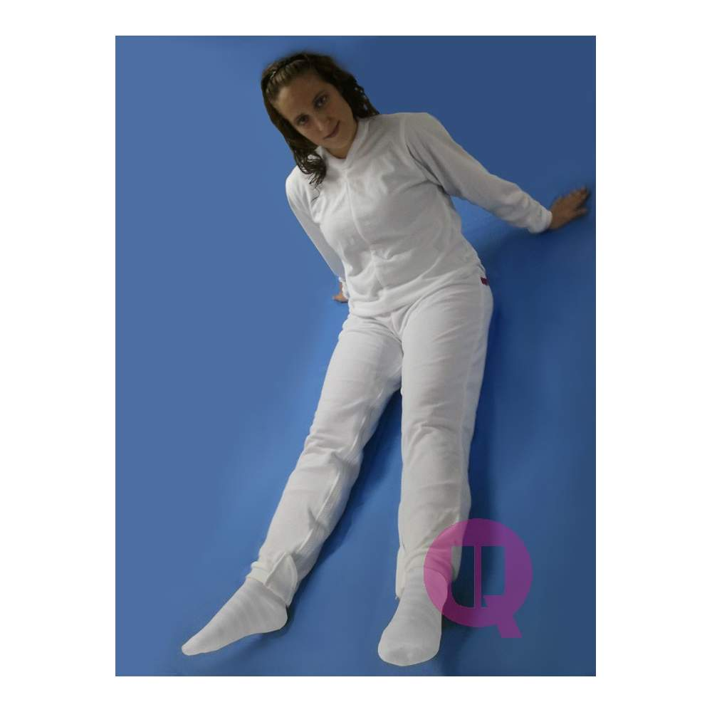 Pyjamas antipañal LONG / HIVER MANCHES LONGUES Tailles S - M - L - XL - XXL