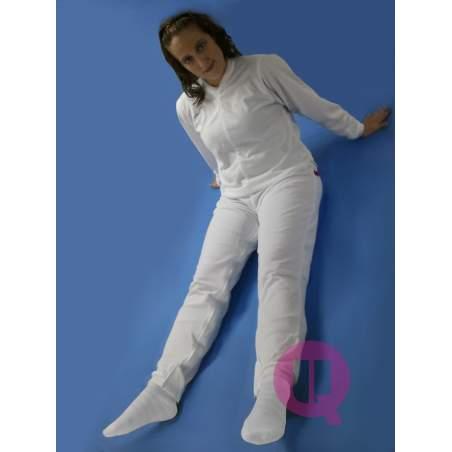 Pijama antipañal LARGO / MANGA LARGA INVIERNO Tallas S - M - L - XL – XXL