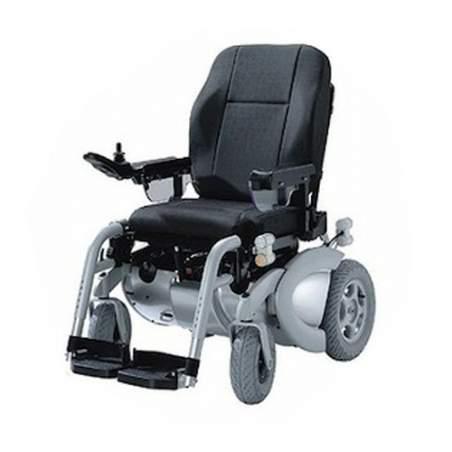 silla de ruedas electrica titan 1457se
