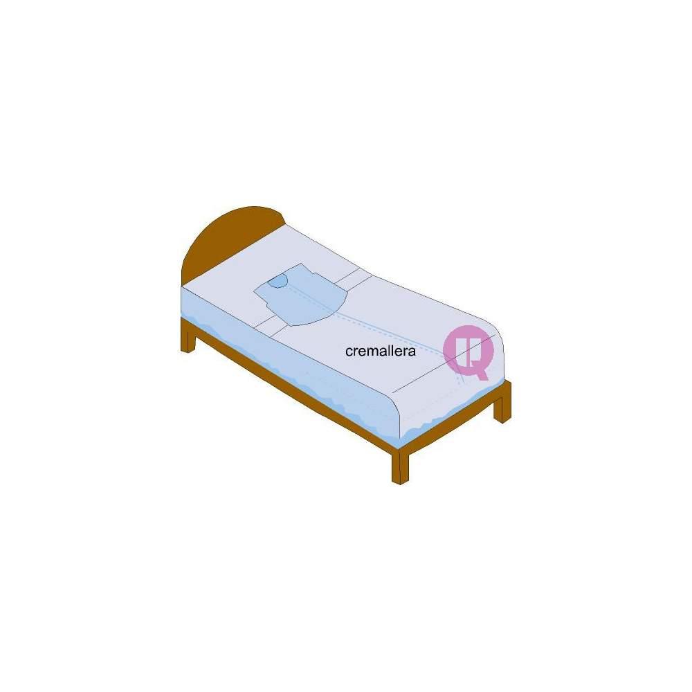 Fastening sheets WINTER SLEEVELESS 135