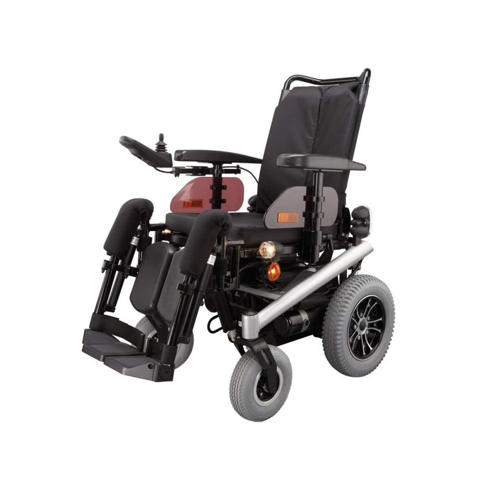Cadeira de rodas elétrica Triplex B & B - Power cadeira de rodas modelo Triplex, marca B & BCódigo prestação 12212703