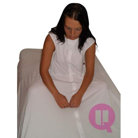 SANITIZED fastening sheets 90 SHORT SLEEVE