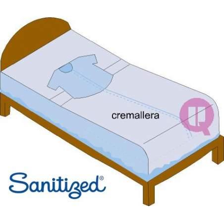 Sábanas de sujección SANITIZED MANGA CORTA 105