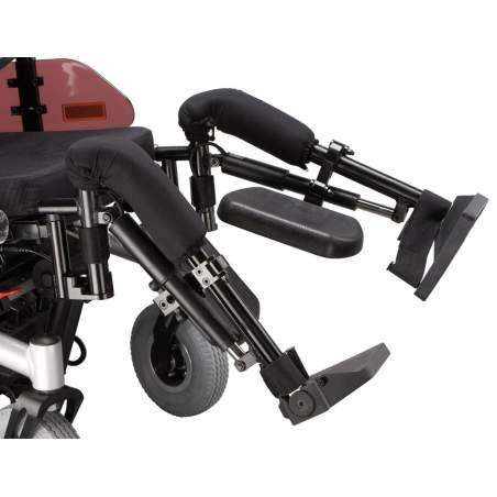 Sedia a rotelle elettrica Triplex B & B