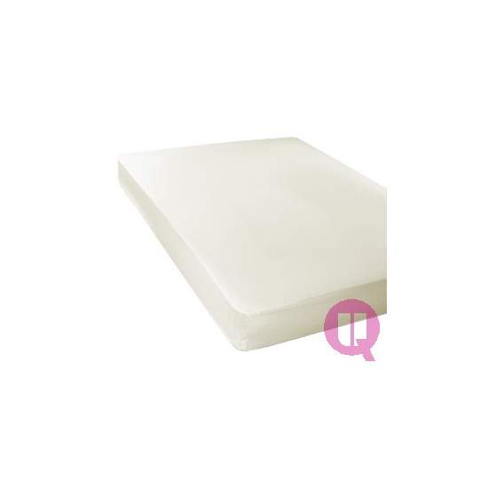 VINYL waterproof mattress protector 105 - VINYL 105X190X20