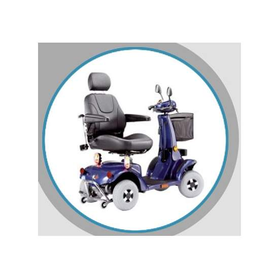 Rapid 2 Scooter marque B & B
