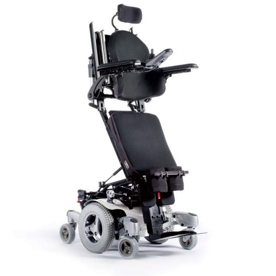Jive Up - Sedie a rotelle elettriche a piedi