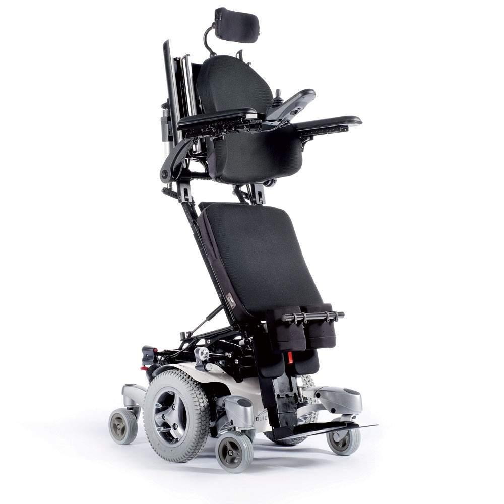 Jive Up - sedia a rotelle elettrica di bipedismo