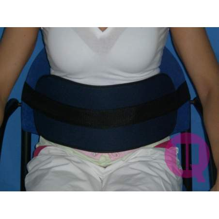 Lap belt for SEAT CUSHION / BUCKLES