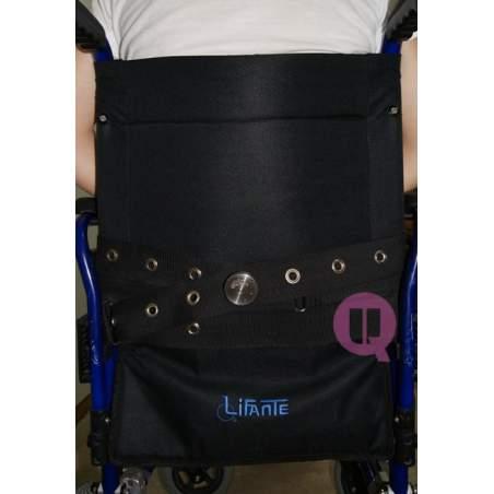 Cinto de segurança para almofada assento / IRIONCLIP