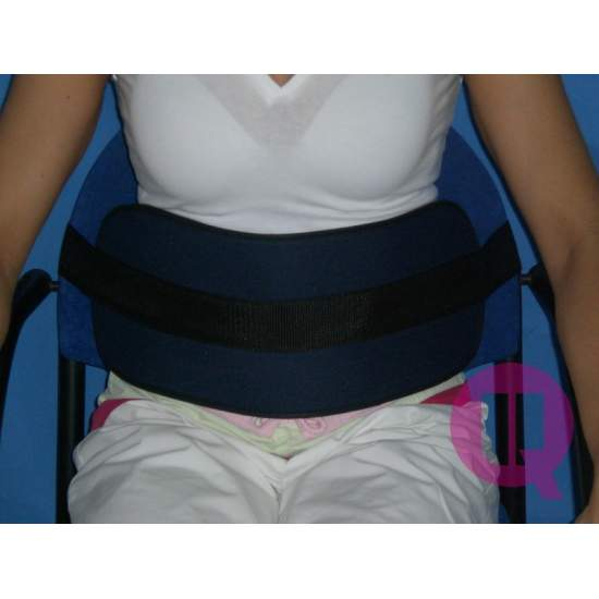 Cinturón abdominal para SILLÓN ACOLCHADO / HEBILLAS