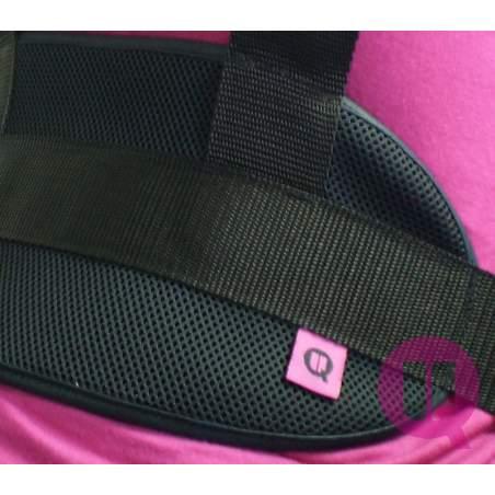 Cinturón abdominal para SILLÓN TRANSPIRABLE / HEBILLAS