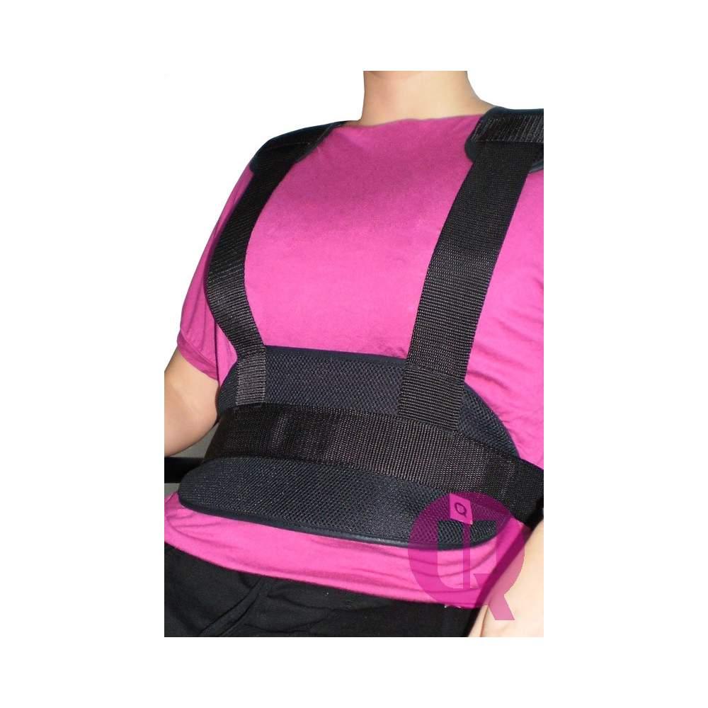 Cinto abdominal com suspensórios transpirável / BUCKLES PRESIDÊNCIA