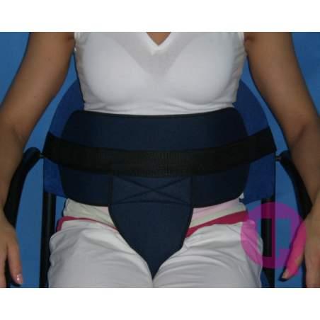 Périnéale CHAISE de ceinture PADDING / BOUCLES