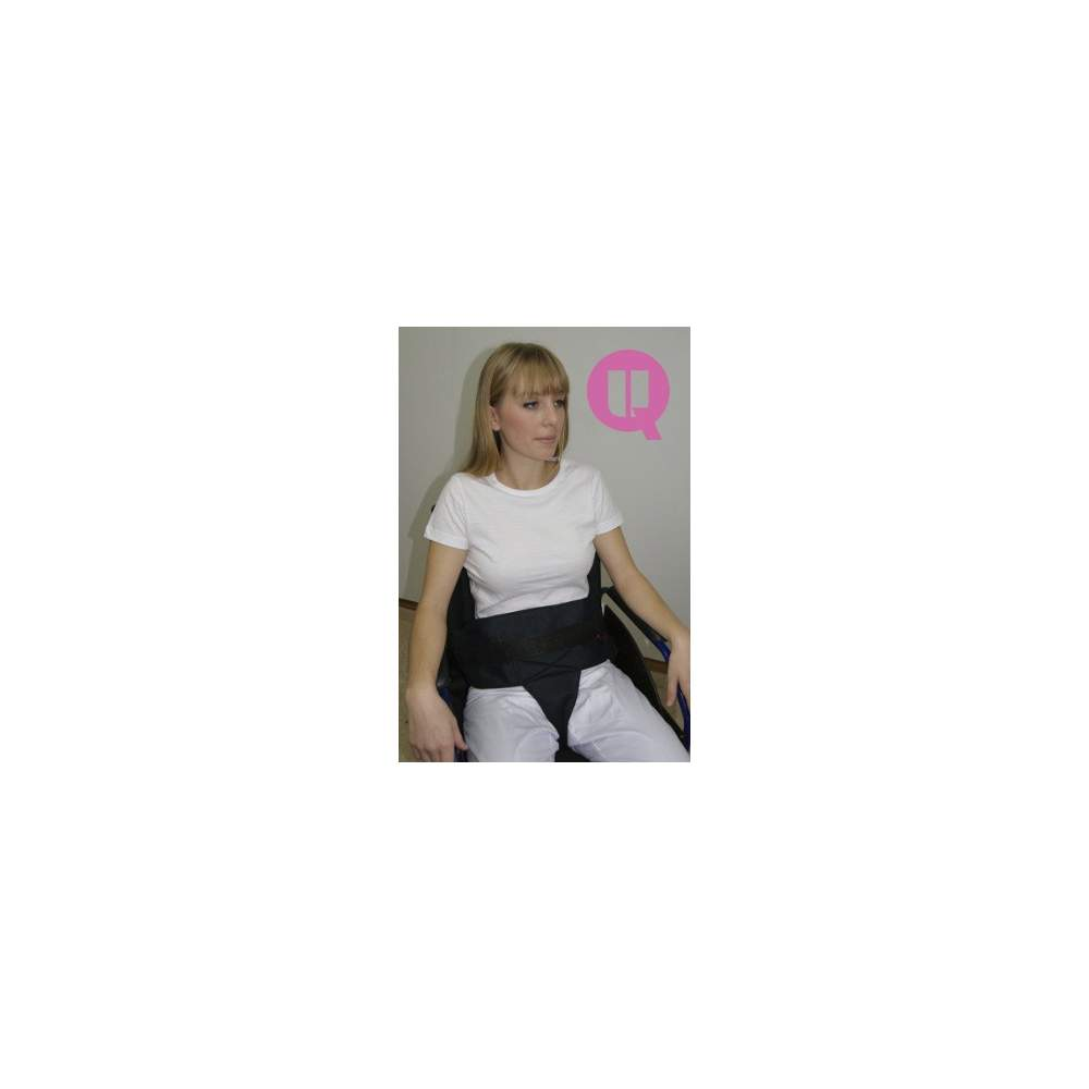Cinturón perineal para SILLA TRANSPIRABLE/HEBILLAS - SILLA TRANSPIRABLE/HEBILLAS 160-150