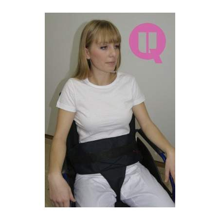 Perineal belt CHAIR TRANSPIRABLE / BUCKLES