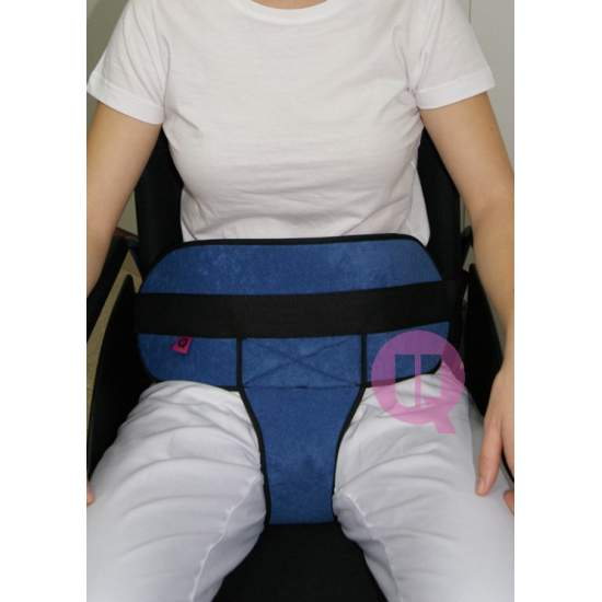 Perineal belt CHAIR PADDING / IRIONCLIP - SEAT CUSHION / IRONCLIP 160-150