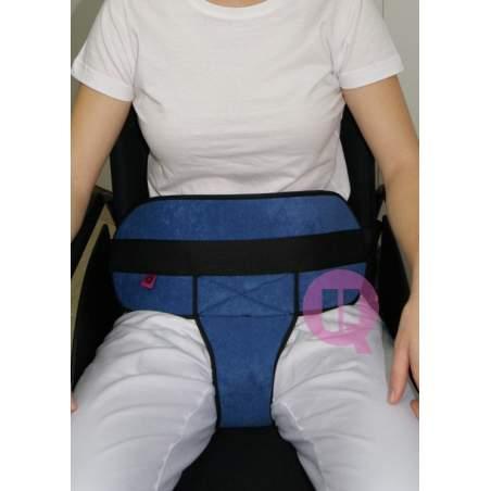 Cinturón perineal para SILLA ACOLCHADO / IRIONCLIP