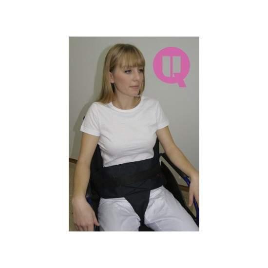 POLTRONA perineale traspirante cinghia / FIBBIE - POLTRONA traspirante / 310-290 FIBBIE