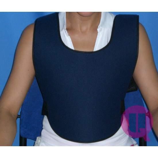 Colete abdominal CADEIRA PREENCHIMENTO - Almofada do assento tamanho S