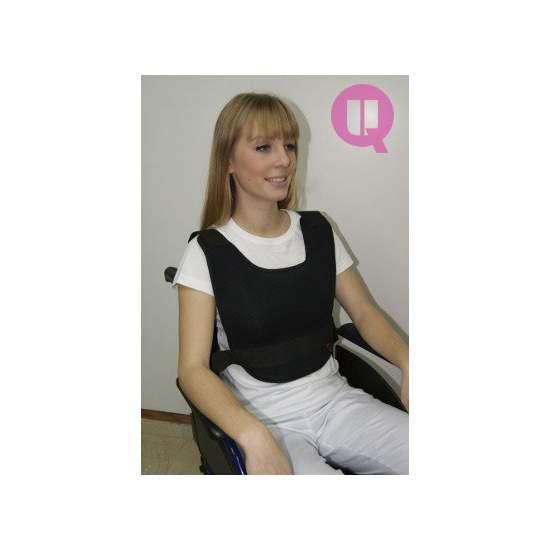 Gilet FAUTEUIL TRANSPIRABLE abdominale - FAUTEUIL taille de TRANSPIRABLE S
