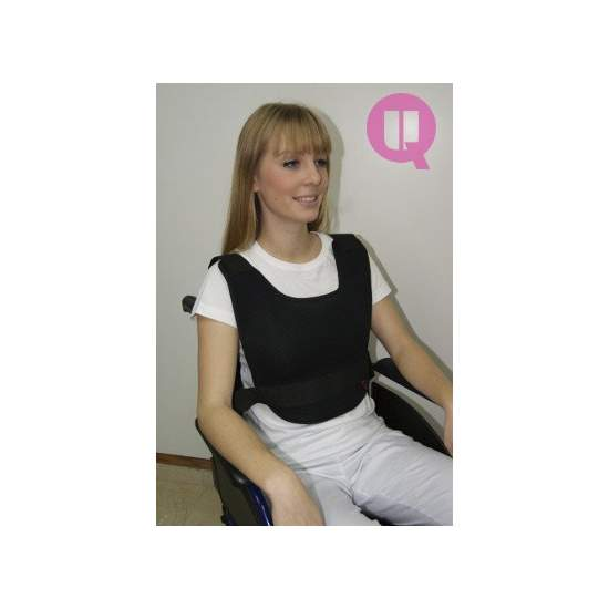 Colete POLTRONA transpirável abdominal - Tamanho transpirável POLTRONA M