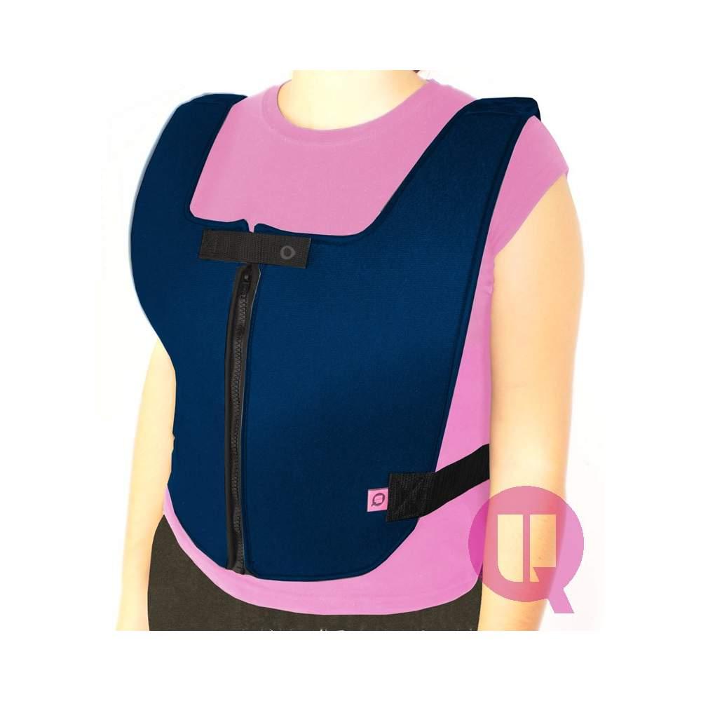Colete com zíper CADEIRA abdominal PREENCHIMENTO - Almofada do assento tamanho S