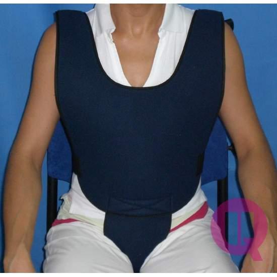 Colete perineal Almofada do assento - Almofada do assento tamanho M