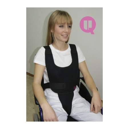 Perineal vest CHAIR TRANSPIRABLE