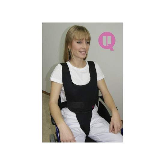 Perineal vest ARMCHAIR TRANSPIRABLE - ARMCHAIR TRANSPIRABLE size M