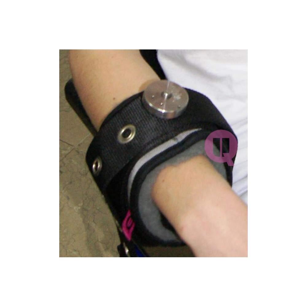Wristband Chair Par Polypropylene Irionclip