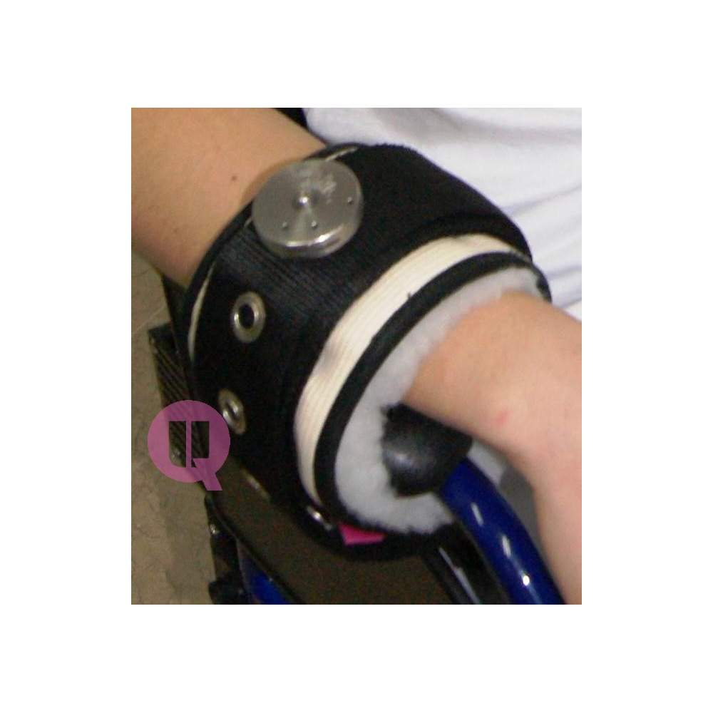 Sedia Wristband - Par - CANVAS / IRIONCLIP