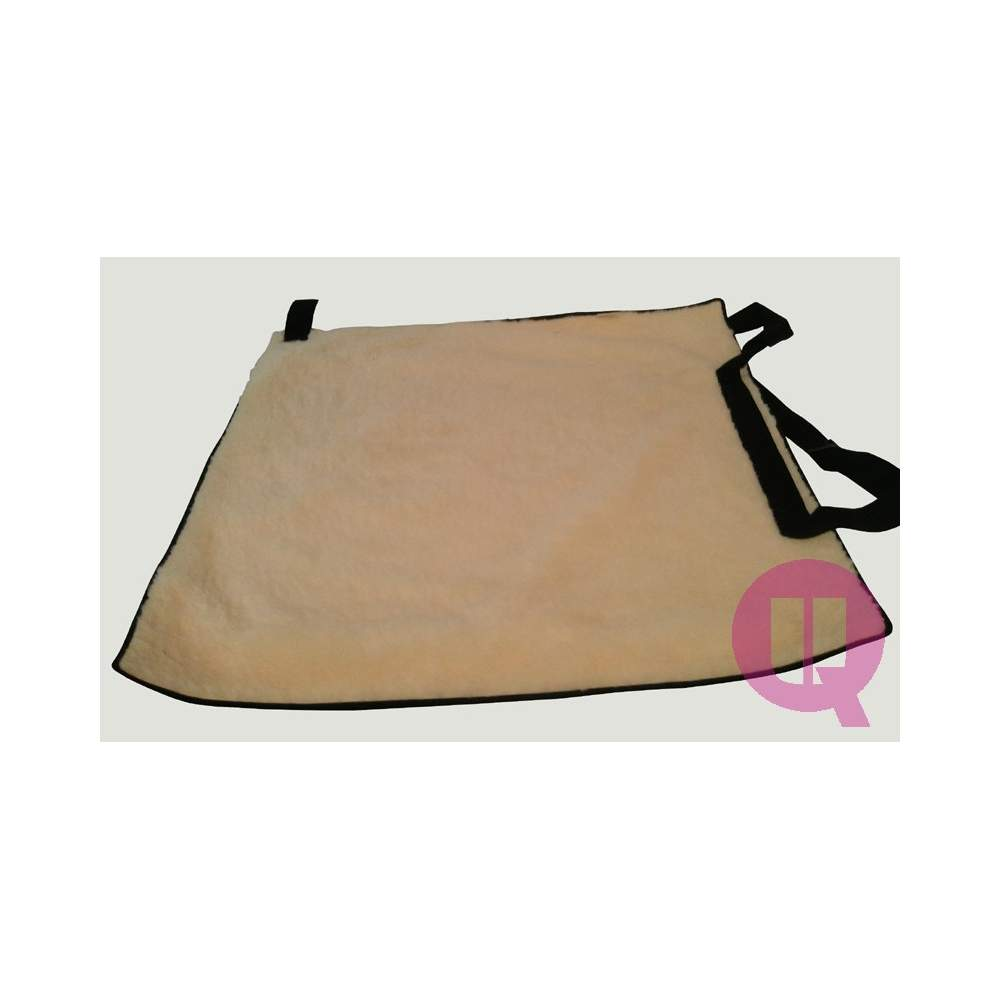 Antibacterial blanket 105x120 L - ANTIBACTERIAL 105x120 L