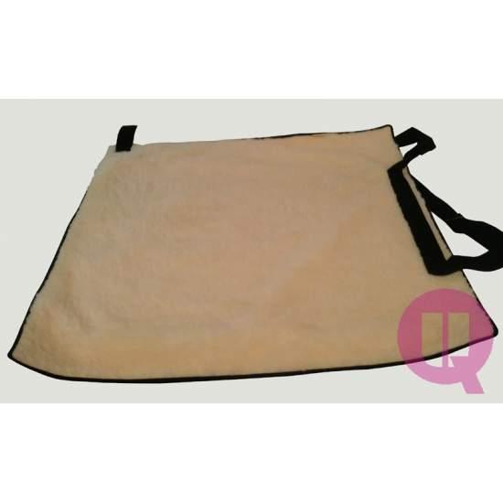 Antibacterial blanket XL 120x130