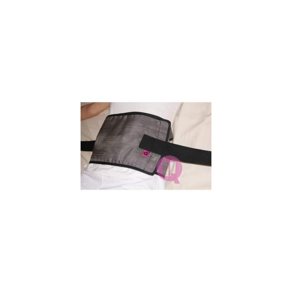 Cinturon abdominal - POLIPROPILENO / HEBILLAS BASIC T/M - Cama de 90 POLIPROPILENO / HEBILLAS BASIC T/M
