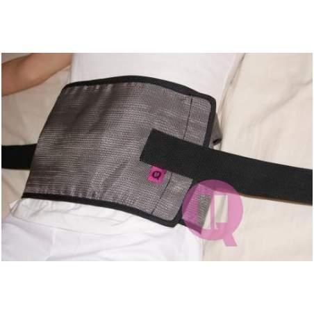 Cinturon abdominal - POLIPROPILENO / HEBILLAS BASIC T/M