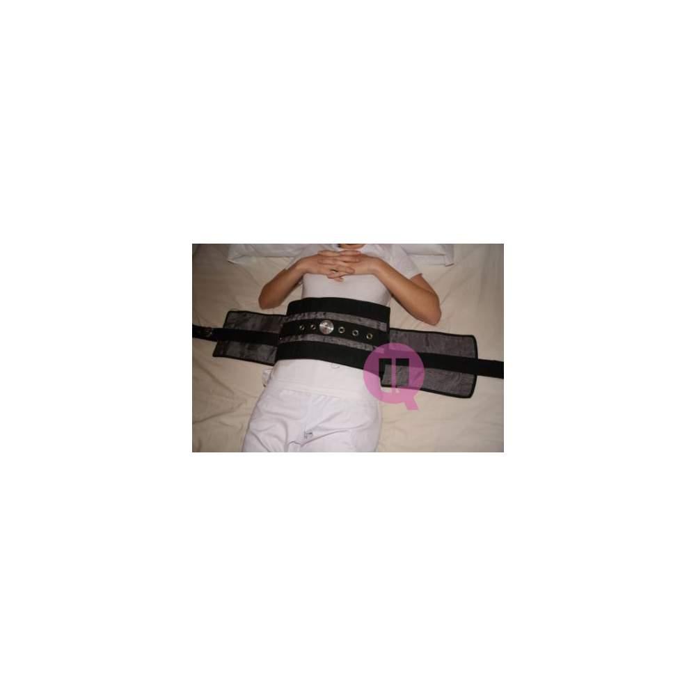 Abdominal belt - Polypropylene / IRONCLIP T / L - Bed 105 POLYPROPYLENE / IRONCLIP T / L