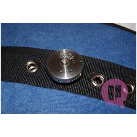 Cinturon abdominal - ACOLCHADO / IRONCLIP T/M