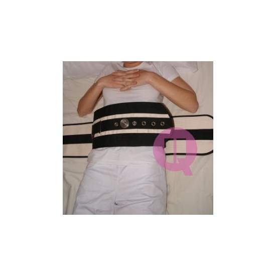 Abdominal belt - CANVAS / IRONCLIP T / M